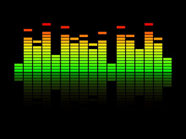 расскажите, что как сделать эквалайзер с музыкой на картинку вам